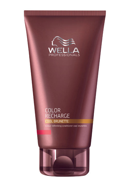 Color Recharge, Wella Professionals, ingrijire pentru parul brunet