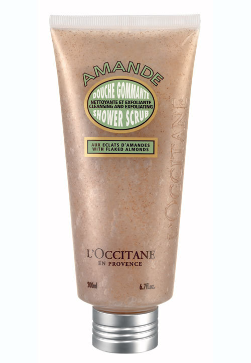 Gel de dus exfoliant L'Occitane