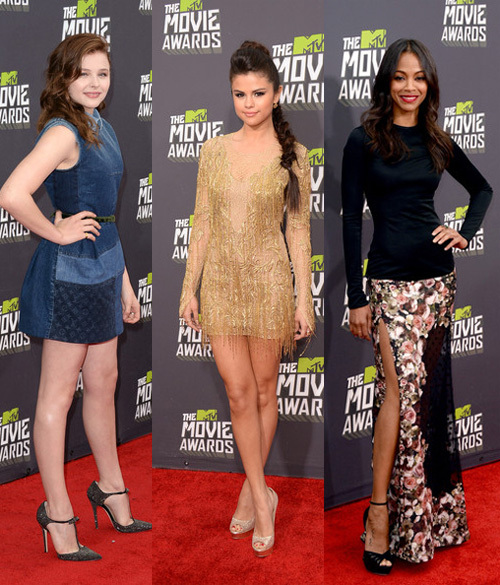 Vedete la MTV Movie Awards 2013 (galerie foto)