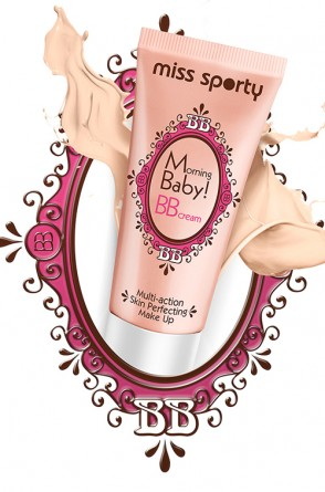 Morning Baby! BB Cream, Miss Sporty