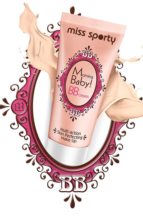 Morning Baby! BB Cream, Miss Sporty