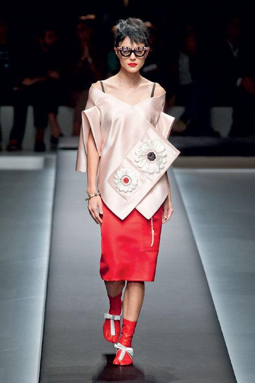 Tendinte fashion primavara vara: inspiratie japoneza