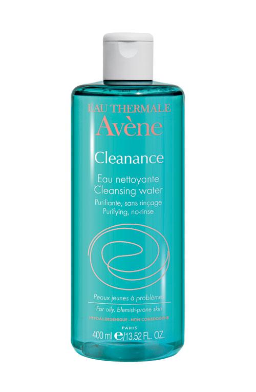 Apa micelara Cleanance, Avene