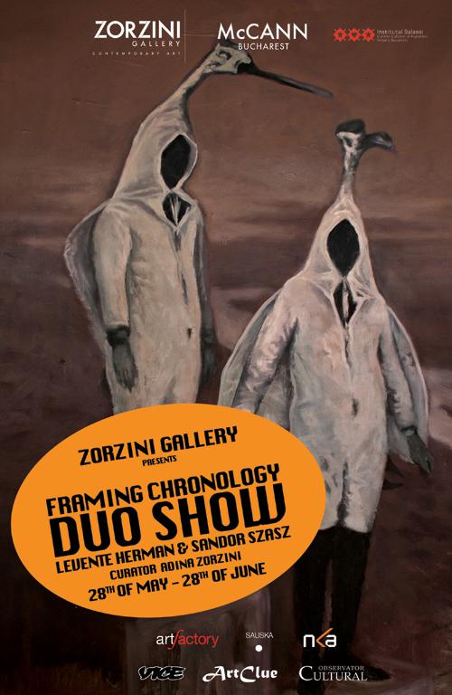Framing Chronology, duo show Levente Herman si Sandor Szasz