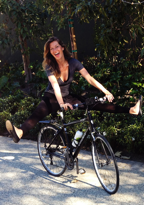 Ride for the Planet, o initiativa ELLE International