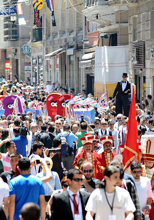 Istanbul Shopping Fest, destinatia ta de cumparaturi