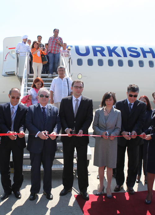 Constanta-Istanbul, o noua destinatie Turkish Airlines