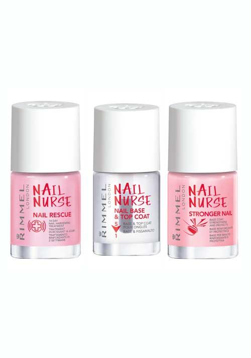 Rimmel London Nail Nurse, ingrijire completa pentru unghii