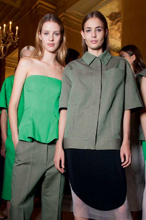 Tendinte moda: Look de amazoana