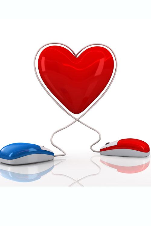 Dragostea in vremea internetului