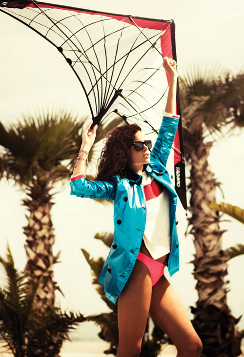 ELLE FASHION: Surf-a-porter!