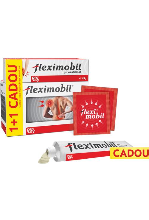 Fleximobil – solutia terapeutica completa in boli articulare