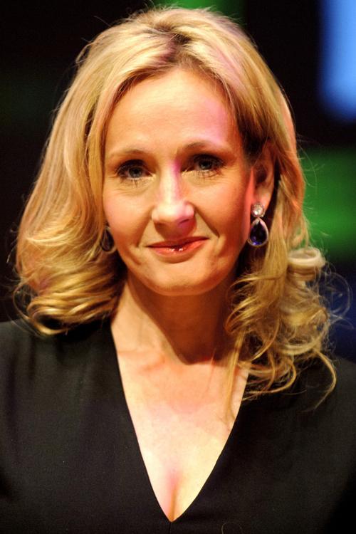 J.K. Rowling, despre cartea publicata in secret
