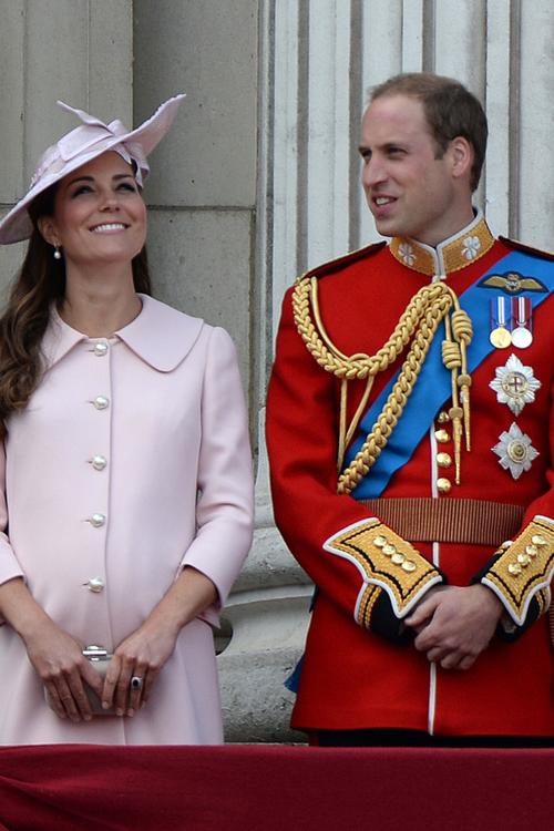 Kate Middleton se pregateste sa nasca