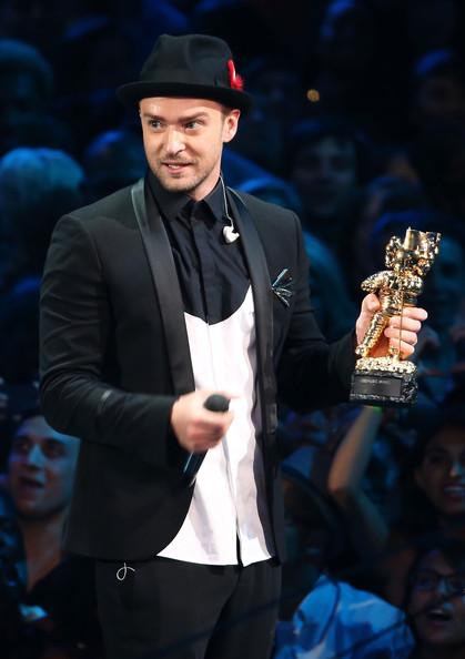 Justin Timberlake, marele castigator al MTV Video Music Awards 2013! Lista completa a castigatorilor!