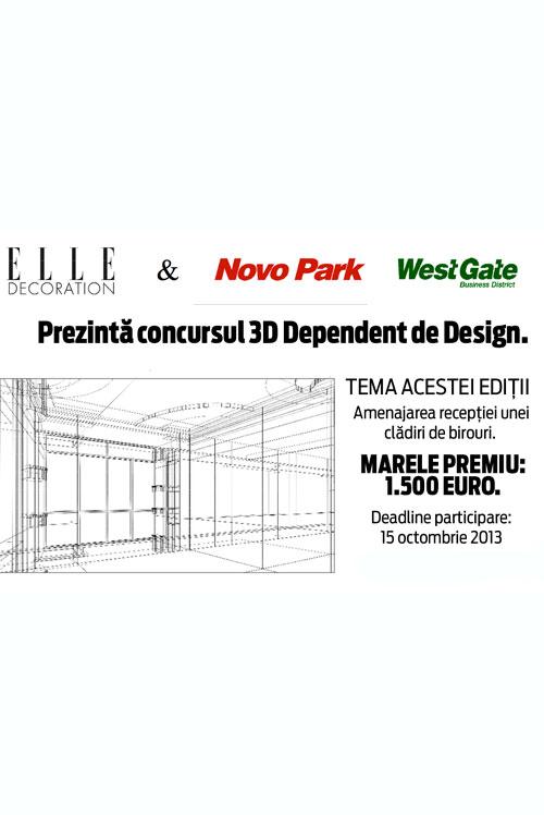 Concursul 3D – Dependent De Design – Sansa de a fi cel mai bun