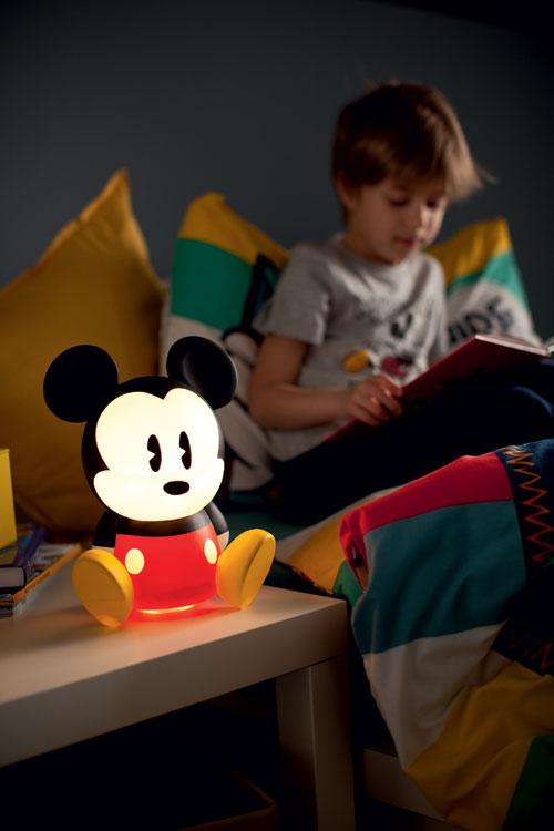 Gama de iluminat Philips, inspirata de universul Disney