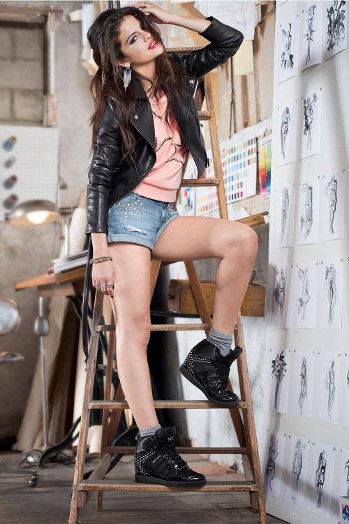 adidas lanseaza NEO by Selena Gomez