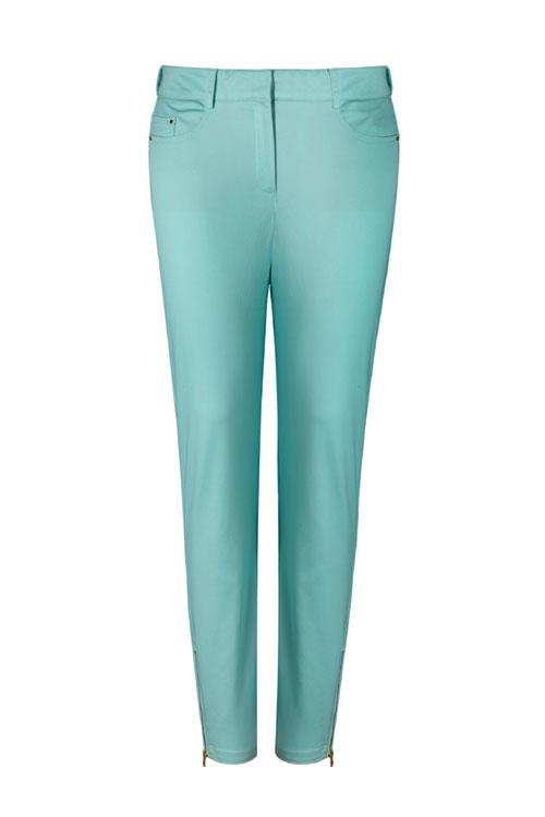 Tendinte fashion: bleu exotic