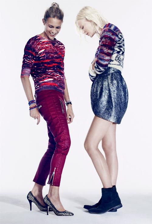 ELLE FASHION: Isabel Marant pentru H&M
