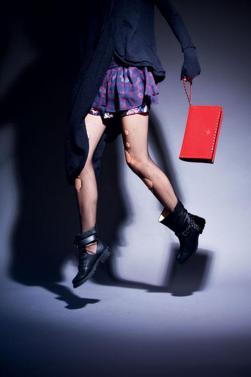 Tendinte moda toamna iarna: punk