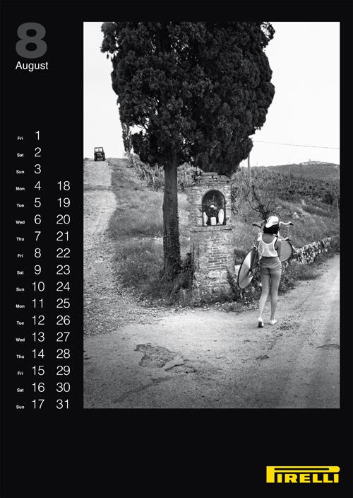 """Pirelli celebreaza 50 de ani de existenta a celebrului calendar """"The Cal""""!"""