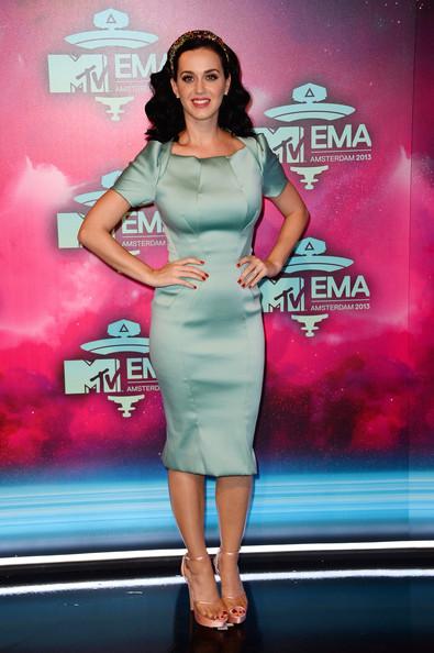 Vedete la MTV EMA 2013