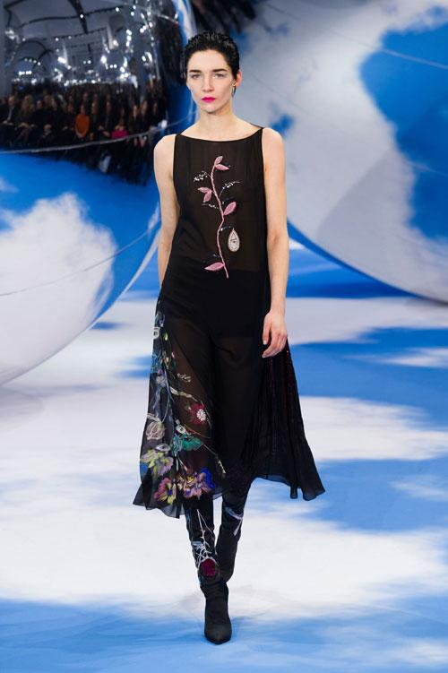 Christian Dior – toamna iarna 2013/2014