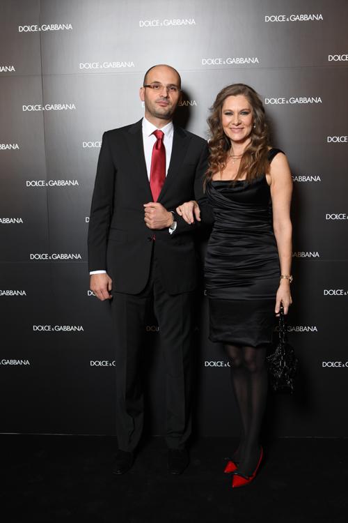 Dolce&Gabbana a deschis primul boutique din Bucuresti (galerie foto)