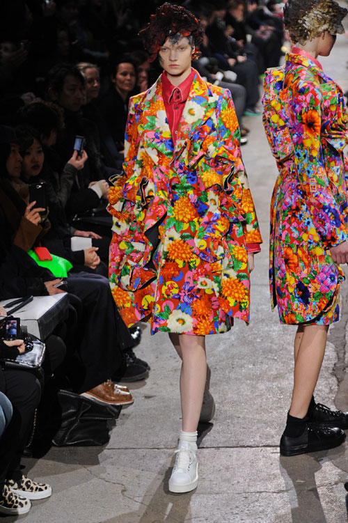Comme des Garcons – toamna iarna 2013/2014