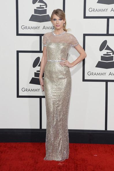 Vedete pe covorul rosu la Premiile Grammy 2014 (galerie foto)
