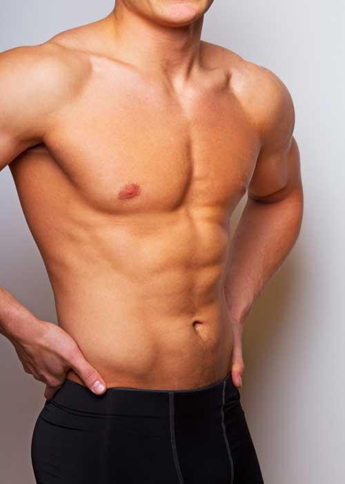 Secretele unui abdomen plat