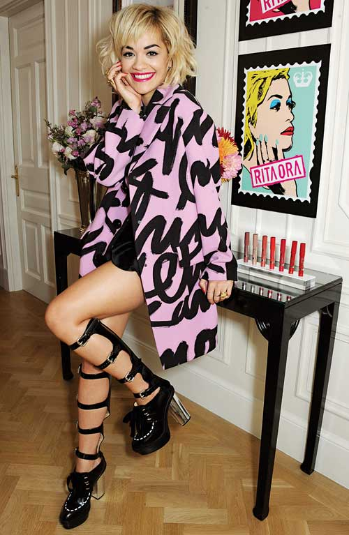Exclusiv – London girl: Rita Ora
