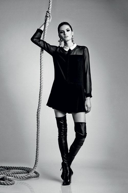 Editorial fashion: Cheap & chic