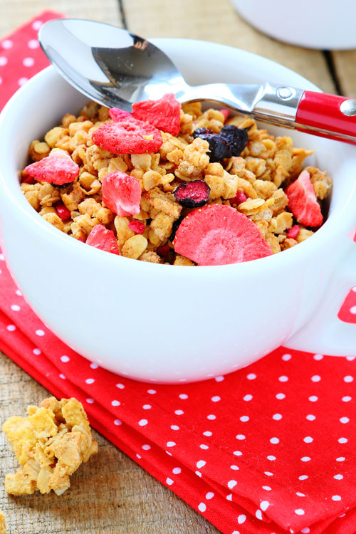Mancaruri sanatoase pentru micul dejun