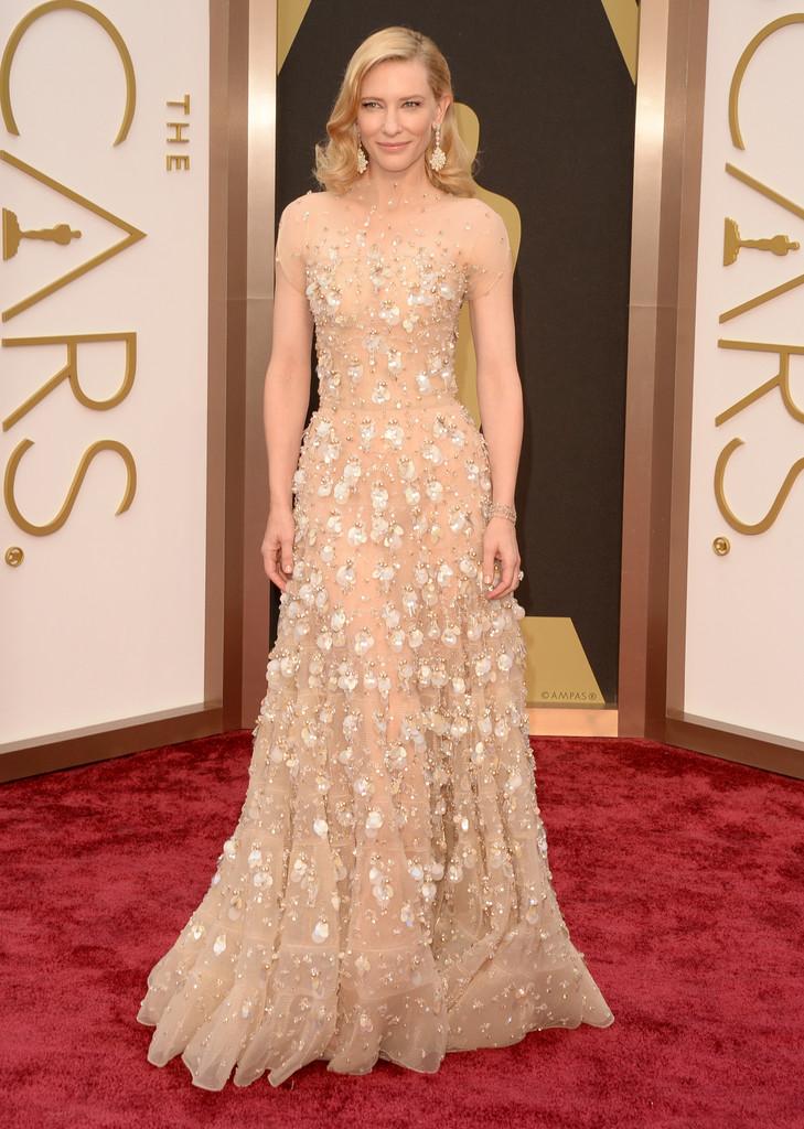 Premiile Oscar 2014 – Best & Worst Dressed