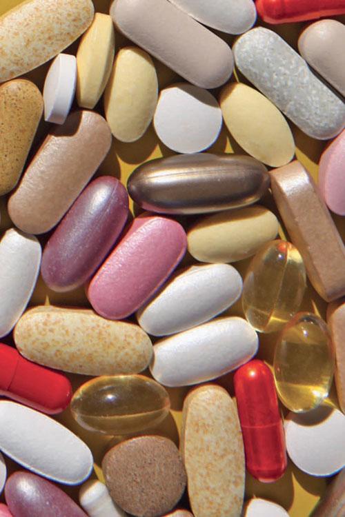 ELLE HEALTH: Controversa suplimentelor