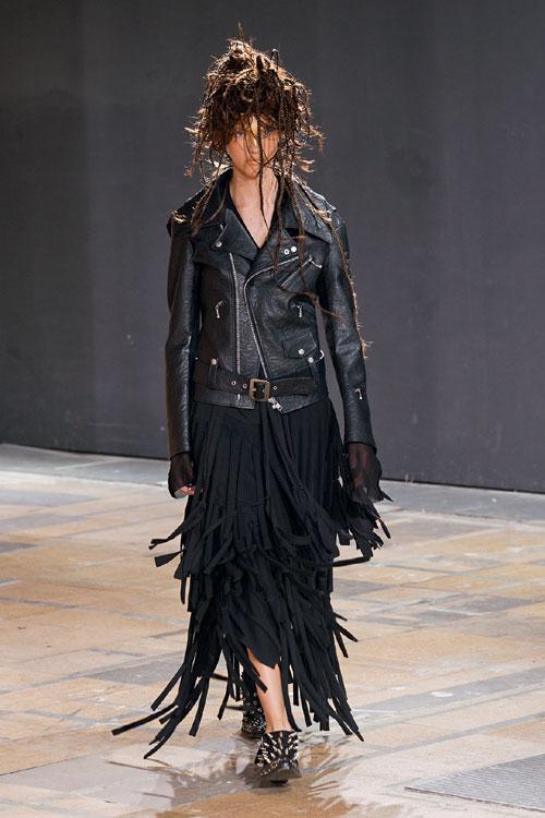 Tendinte moda primavara vara: neobiker