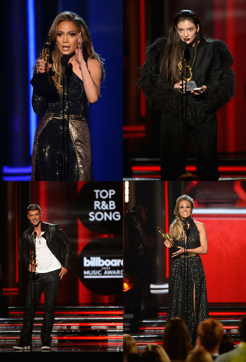 Billboard Music Awards 2014: Lista completa a castigatorilor