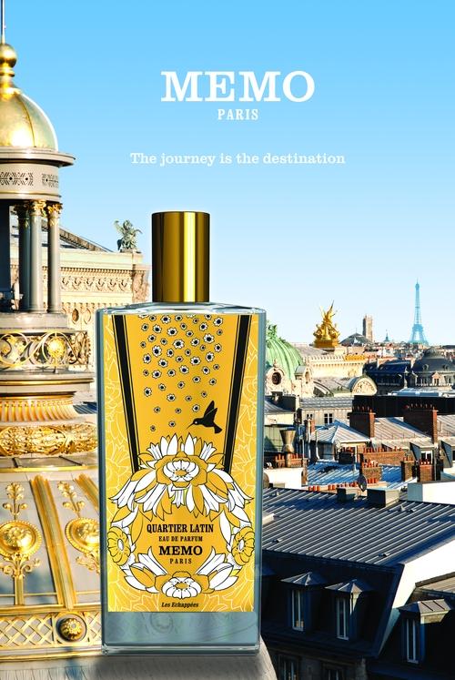 Calatoria cu Elysee Express, o croaziera in lumea parfumurilor Memo