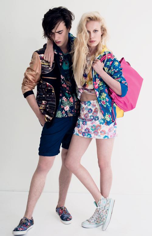 Editorial fashion: High energy