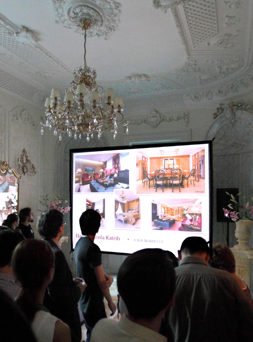 Arhitectul Hamid Nicola Katrib, marele câștigator al competiței Insign Awards