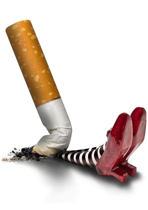 10 moduri ciudate si creative care te ajuta sa renunti la fumat