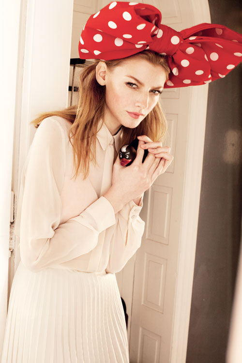 Editorial fashion: Lolita