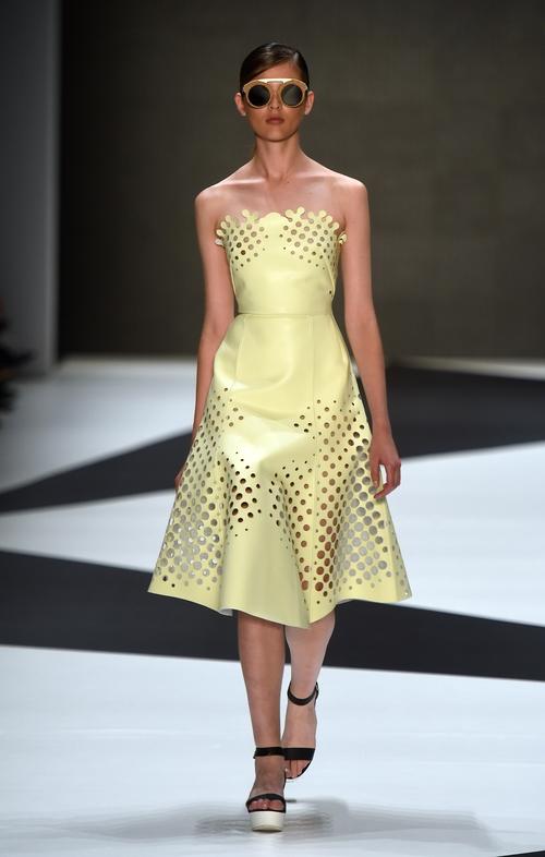 Ioana Ciolacu, o prezenta interesanta la Berlin Fashion Week