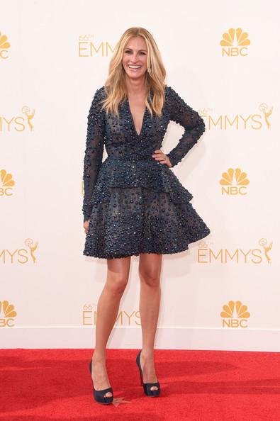 Vedete pe covorul rosu la Premiile Emmy 2014 (galerie foto)