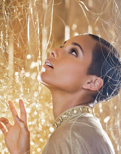 ELLE EXCLUSIV: Alicia Keys Divina