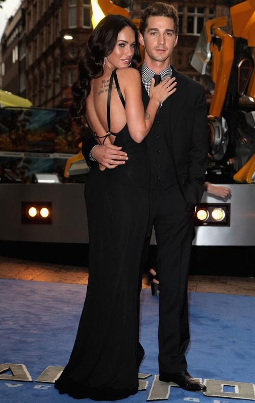 Shia LaBeouf – cel mai bun sarut al actritei Megan Fox