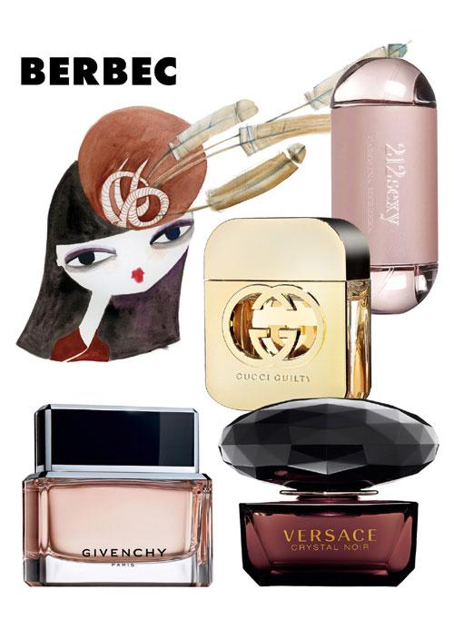 Ce parfumuri ti se potrivesc, in functie de zodia ta!