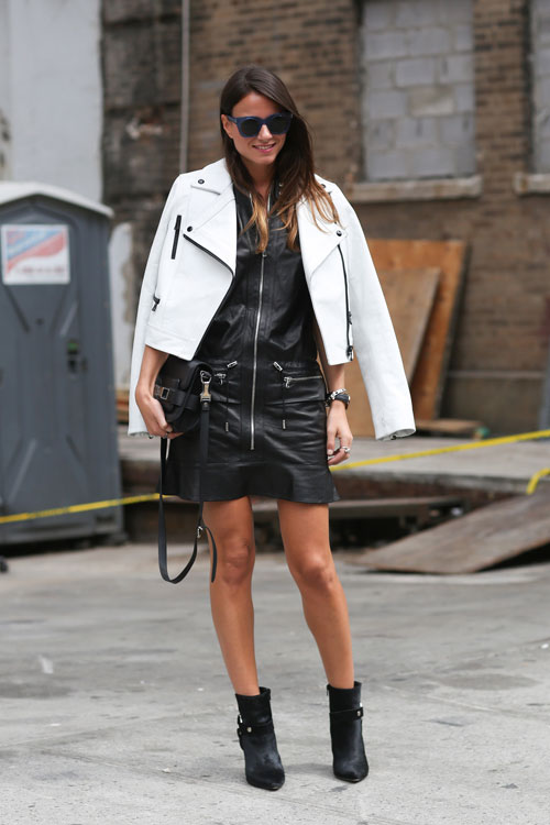 Looks of the day @ New York Fashion Week (V)
